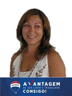 Lettings Advisor - Vanda Rodrigues - RE/MAX - Vantagem Oeste