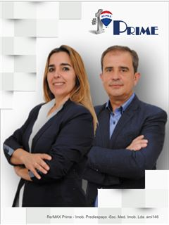 Alcinda Parreira - Chefe de Equipa Alcinda Parreira - RE/MAX - Prime
