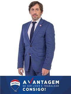 Team Manager - João Apolinário - RE/MAX - Vantagem Lezíria