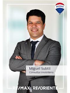 Miguel Subtil - RE/MAX - ReOriente