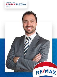 Majitel kanceláře - Nuno Duarte Silva - RE/MAX - Platina