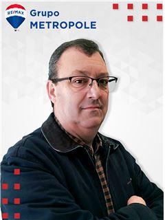 João Paulo Almeida - Membro de Equipa José Marques - RE/MAX - Metropole