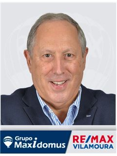 Directeur d'agence - Carlos Figueiredo - RE/MAX - Vilamoura