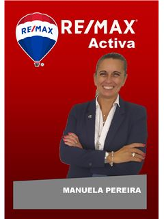 Manuela Pereira - RE/MAX - Activa