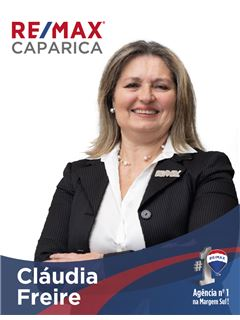 Cláudia Freire - RE/MAX - Caparica