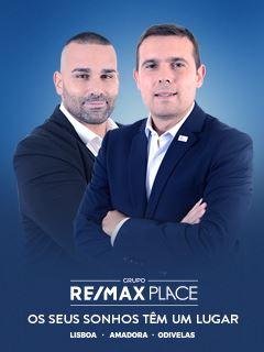 Eduardo Filipe Branco - Chefe de Equipa Eduardo Branco e Miguel Sousa - RE/MAX - Place