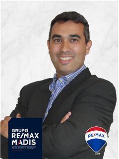 Sérgio Pinto - RE/MAX - Madis