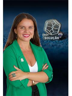 Personel biura - Sara Pinto - RE/MAX - Solução Arrábida