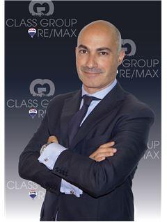 Gestor Equipa Comercial - Pedro Leal - RE/MAX - Class