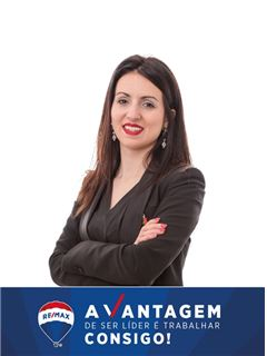 Office Staff - Liliana Ferreira - RE/MAX - Vantagem Ria