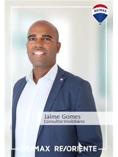 Jaime Gomes - RE/MAX - ReOriente