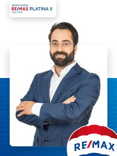 Broker/Owner - Hugo Tomé - RE/MAX - Platina II