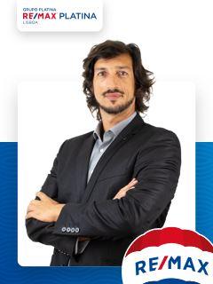 Hugo Fontainhas - Membro de Equipa Carlos Almeida - RE/MAX - Platina