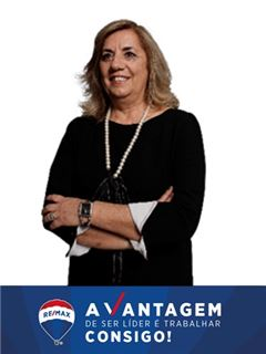 Isabel Sousa - Membro de Equipa Bleck Team - RE/MAX - Vantagem Central