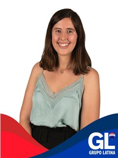 Carlota Sales -  Gestora de Marketing - RE/MAX - Latina II
