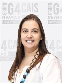 Ekonomiansvarig - Sofia Quaresma - RE/MAX - G4 Cais