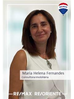 Maria Helena Fernandes - RE/MAX - ReOriente