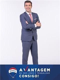 Broker/Owner - Diogo Severino - RE/MAX - Vantagem Gaya