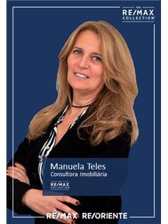 Manuela Teles - RE/MAX - ReOriente