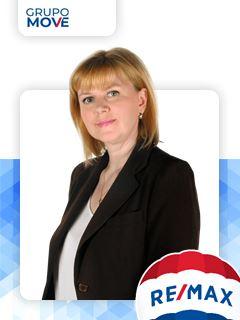 Irina Medvedeva - Membro de Equipa Manuel Gomes - RE/MAX - Move