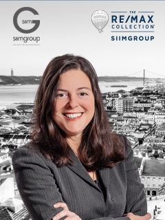 Office Staff - Rita Marques dos Santos - RE/MAX Collection - Siimgroup
