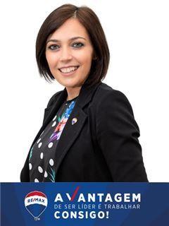 Klientu apkalpošanas vadītājs - Rita Marques - RE/MAX - Vantagem Ribatejo