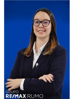 Carolina Eugénio - Assistente de Recursos Humanos - RE/MAX - Rumo III