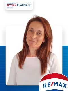 Auria Pereira - Membro de Equipa My Dream Home - RE/MAX - Platina III
