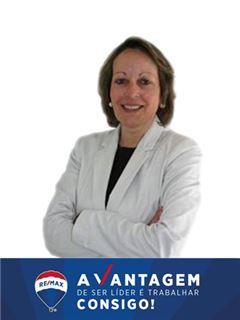 Zaměstnanec kanceláře - Ana Paula Moura - RE/MAX - Vantagem Ribatejo