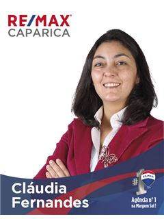 Cláudia Fernandes - RE/MAX - Caparica