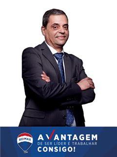 Jorge Taborda - Membro de Equipa Fátima Taborda - RE/MAX - Vantagem Central