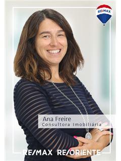 Ana Freire - RE/MAX - ReOriente