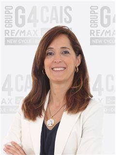 Ana Cristina Ribeiro - Chefe de Equipa Ana Cristina Ribeiro - RE/MAX - G4 Cais