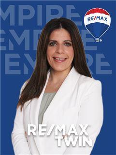Alexandra de Jesus - Parceria com Alberto Cacheira - RE/MAX - Twin