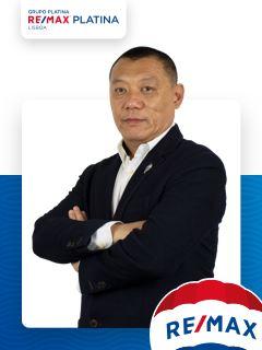 """""""Eduardo"""" Jun Liu - Membro de Equipa Magda Lourenço - RE/MAX - Platina"""