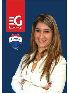Office Staff - Rita Sousa - RE/MAX - Expo II