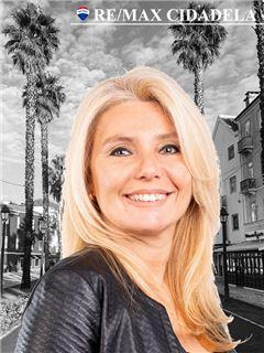 Rafaela Almeida - Chefe de Equipa - RE/MAX - Cidadela