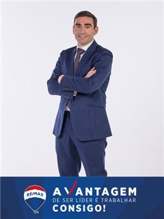 Broker/Owner - Jorge Santos - RE/MAX - Vantagem Oeste