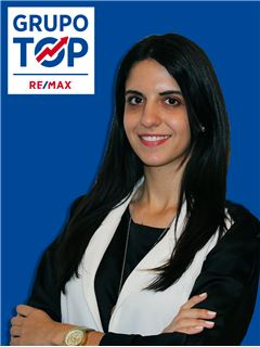 Консултант наеми - Tânia Albino - RE/MAX - Top III