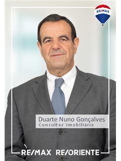 Duarte Nuno Gonçalves - RE/MAX - ReOriente