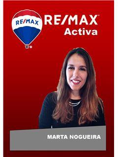 Marta Nogueira - Técnica de Recursos Humanos - RE/MAX - Activa