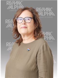 Cristina Martins - Membro de Equipa Ana Paula Gaspar - RE/MAX - Alpha