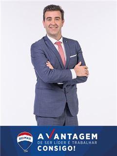 Vodja agencije - Diogo Severino - RE/MAX - Vantagem Maior