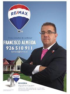 Francisco Almeida - RE/MAX - Riviera