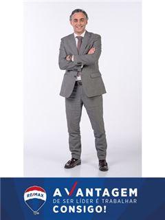 Hugo Gaidão - Diretor Regional - RE/MAX - Vantagem Atlântico