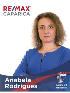 Broker/Owner - Anabela Rodrigues - RE/MAX - Caparica