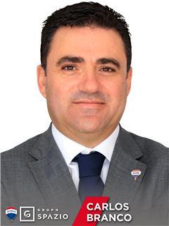 Carlos Branco - Chefe de Equipa CB - RE/MAX - Spazio