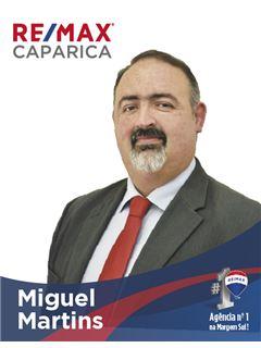 Miguel Martins - RE/MAX - Caparica