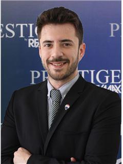 André Gomes - Membro de Equipa Ana Antunes - RE/MAX - Prestige