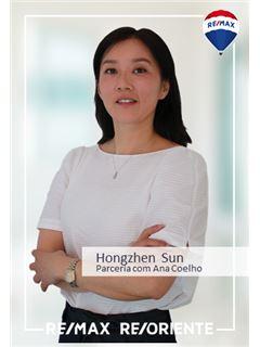 Hongzhen Sun - Parceria ANAeSUN - RE/MAX - ReOriente